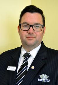 Simon Rice JP Funeral Director