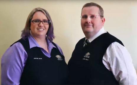 Andrew & Rachel Dean Managing Directors